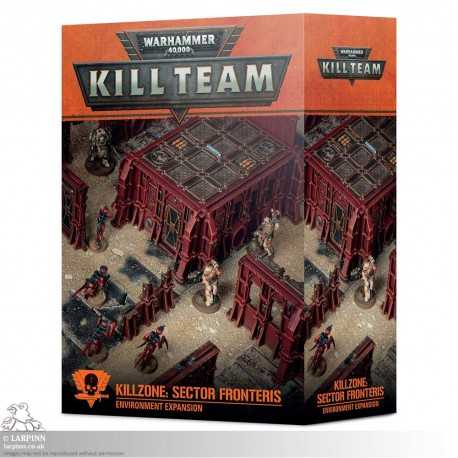 Warhammer 40,000: Kill Team Sector Fronteris - Environment Expansion