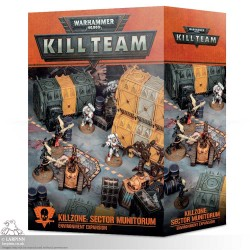 Warhammer 40,000: Kill Team Sector Munitorum - Environment Expansion
