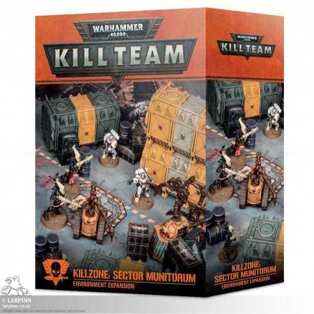 Warhammer 40,000: Kill Team Sector Munitorum - Environment Expansion