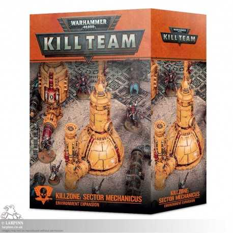 Warhammer 40,000: Kill Team Sector Mechanicus - Environment Expansion