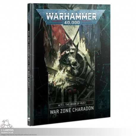 Warhammer 40,000: War Zone Charadon – Act I: The Book of Rust