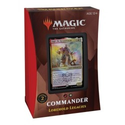 MTG Strixhaven - Lorehold Legacies Commander Deck