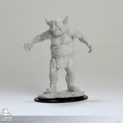 Nolzurs Marvelous Unpainted Minis - Eidolon Possessed Sacred Statue
