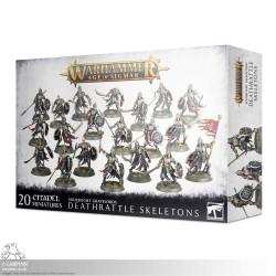 Warhammer Sigma: Deathrattle Skeletons