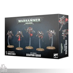 Warhammer 40,000: Adepta Sororitas Seraphim Squad