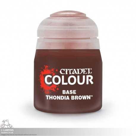 Citadel Layer: Thondia Brown 12ml