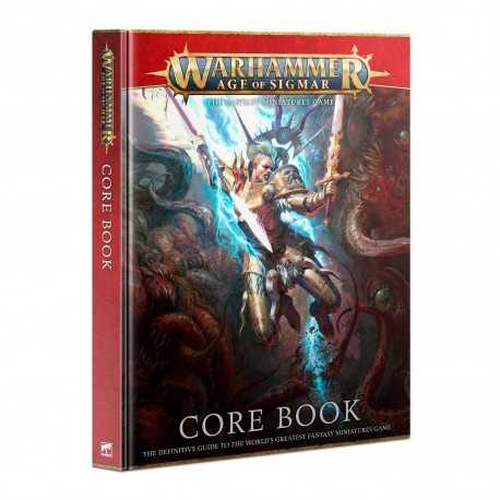 Warhammer Sigmar: Age of Sigmar 3rd Edition Core Book
