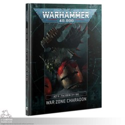 Warhammer 40,000: Warzone Charadon Act II: The Book of Fire