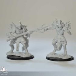 Nolzurs Marvelous Unpainted Minis - Sahuagin