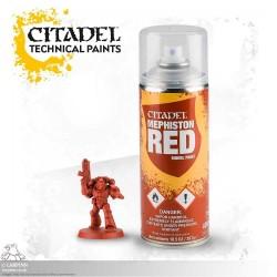 Citadel Base Coat - Mephiston Red