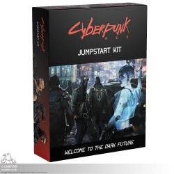 Cyberpunk Red: RPG Jumpstart Kit Boxed Set