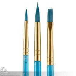 Snazaroo Makeup Brush Set - x3 Face Paint Brushes