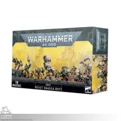 Warhammer 40,000: Orks - Beast Snagga Boyz