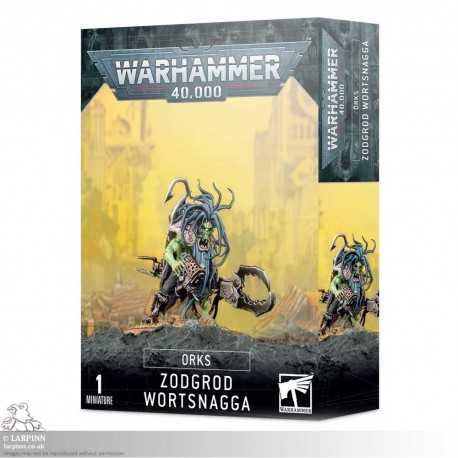 Warhammer 40,000: Orks - Zodgrod Wortsnagga