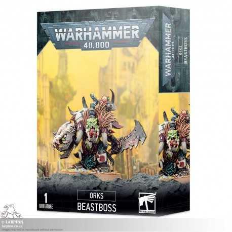 Warhammer 40,000: Orks - Beastboss