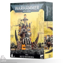 Warhammer 40,000: Orks - Big'ed Bossbunker