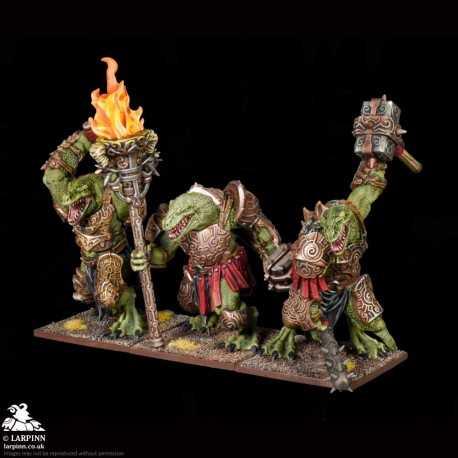 Salamander Tyrant Regiment - KOW