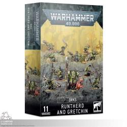 Warhammer 40,000: Runtherd and Gretchin