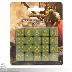 Warhammer Sigmar: Orruk Warclans Dice