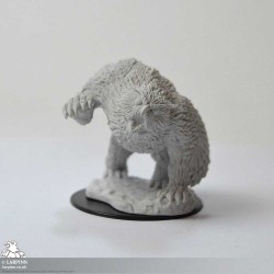 Nolzurs Marvelous Unpainted Minis - Owlbear