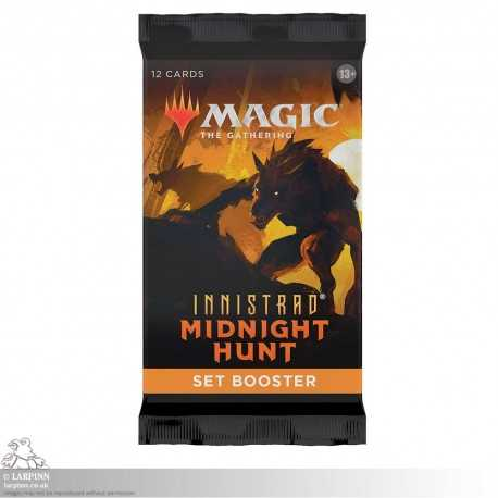 Magic the Gathering: Innistrad Midnight Hunt Booster Pack