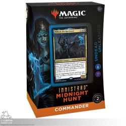 MTG Innistrad Midnight Hunt - Undead Unleashed Commander Deck