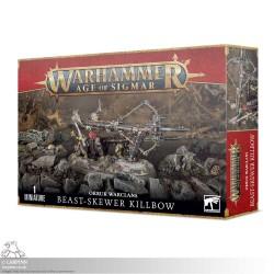 Warhammer Sigmar: Orruk Warclans - Beast-Skewer Killbow