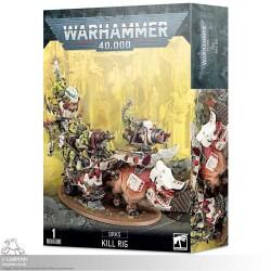 Warhammer 40,000: Ork Kill Rig