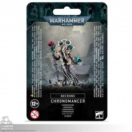 Warhammer 40,000: Necron Chronomancer