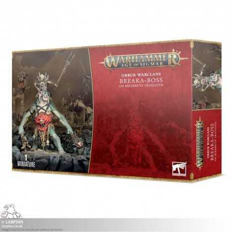 Warhammer Sigmar: Orruk Warclans - Breaka-Boss
