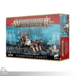 Warhammer Sigmar: Stormcast Eternals Stormstrike Chariot