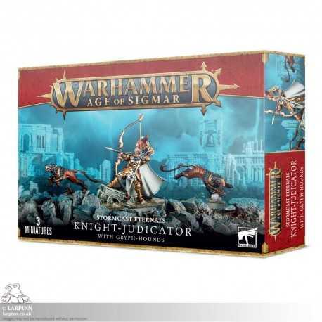 Warhammer Sigmar: Stormcast Eternals Knight-Judicator