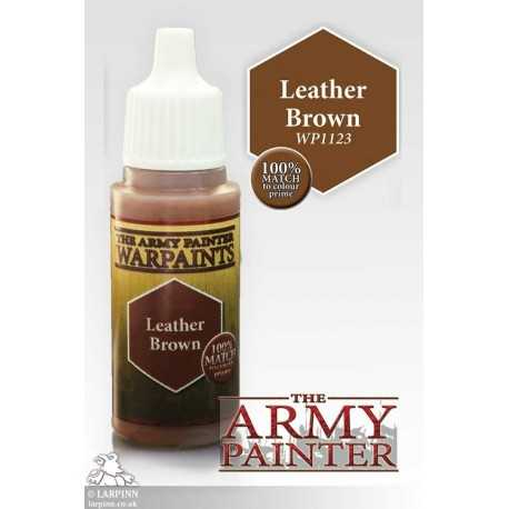 Army Painter Leather Brown