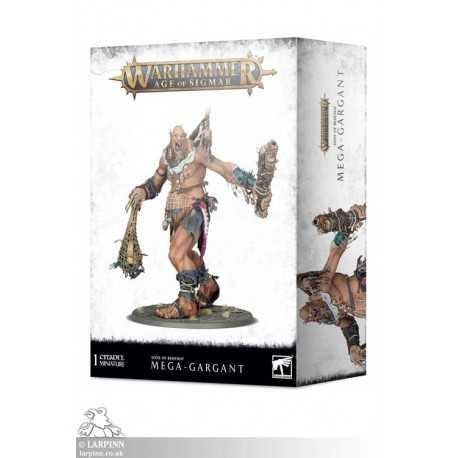 Wahammer Sigma: Sons of Behemat - Warstomper Mega-Gargant