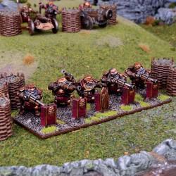 Dwarf Sharpshooters Troop - KOW