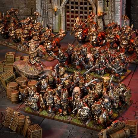 Abyssal Dwarf Army - KOW