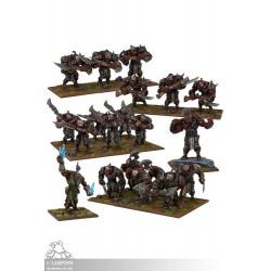 Ogre Army - KOW