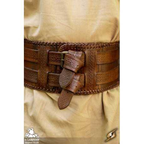 Barbarian Belt - Brown
