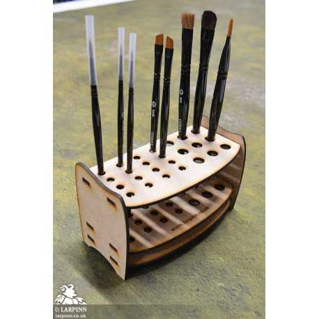 Game Inn - Paint Brush Rack