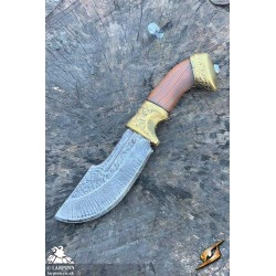 Hunters Knife  - Coreless LARP Throwing Weapon