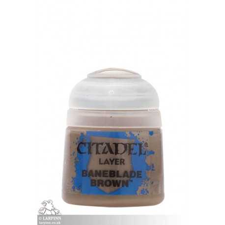 Citadel Layer: Baneblade Brown 12ml
