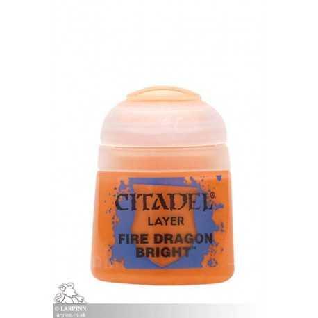 Citadel Layer: Fire Dragon Bright 12ml