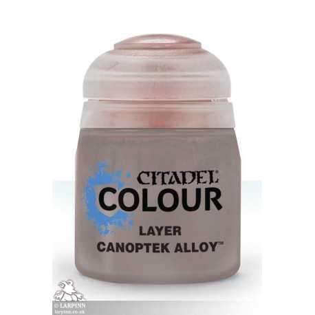Citadel Layer: Canoptek Alloy 12ml
