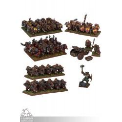 Dwarf Army - KOW