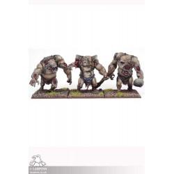 Undead Zombie Troll Regiment - KOW