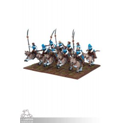 Basilean Paladin Knight Regiment - KOW