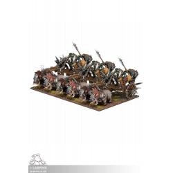 Orc Chariot Regiment - KOW