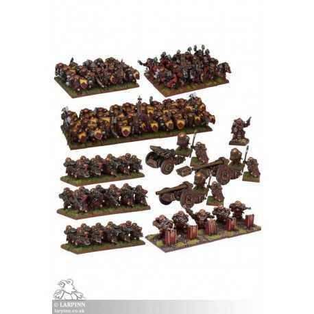 Dwarf Mega Army - KOW