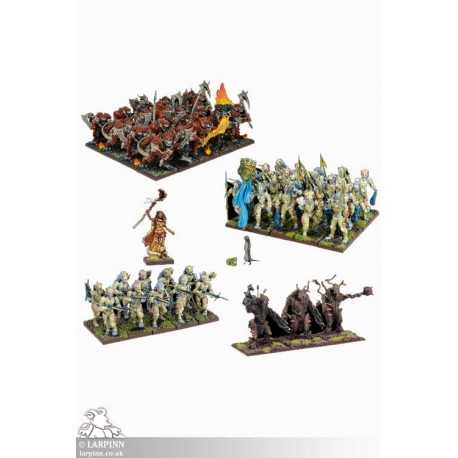 Forces of Nature Army - KOW