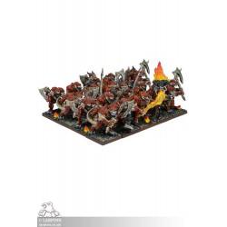 Forces of Nature Salamander Regiment - KOW
